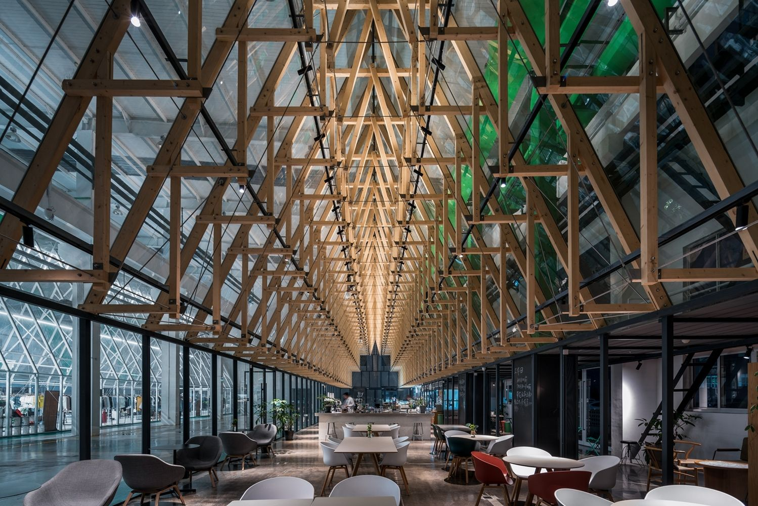 gallery of renovation of cotton lab in changzhou    atelier archmixing