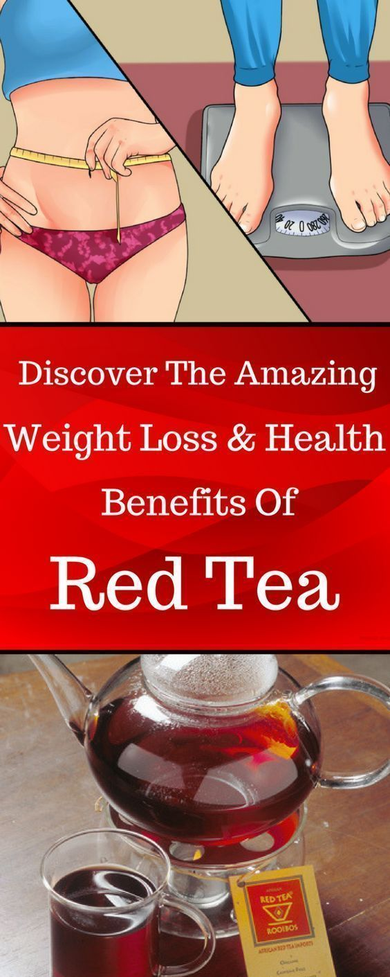 Red Tea Detox Diet  weight loss  Rooibos Bush benefits  recipe