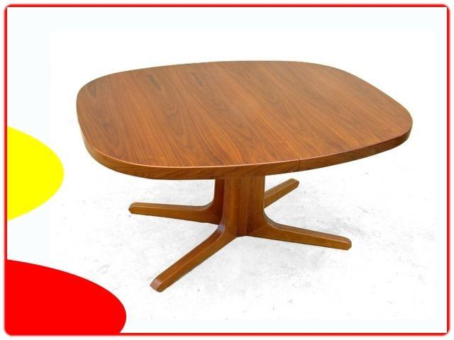 1960 V Table manger à danoise salle teck scandinave de nv0ym8wON
