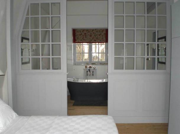 chambre parentale salle de bain | parentale : des idées pour séparer ...