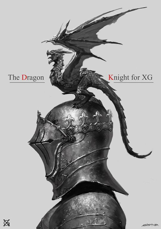 Knightandknights Dragon Knight Knight Knight Armor The dragon design is made by creator. dragon knight knight knight armor