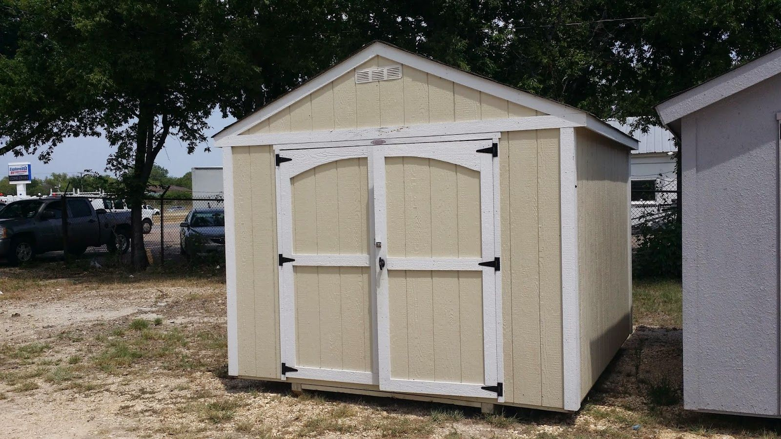 Ordinaire Fort Worth Lelandu0027s: Fort Worth Lelandu0027s Sheds Repo Specials.