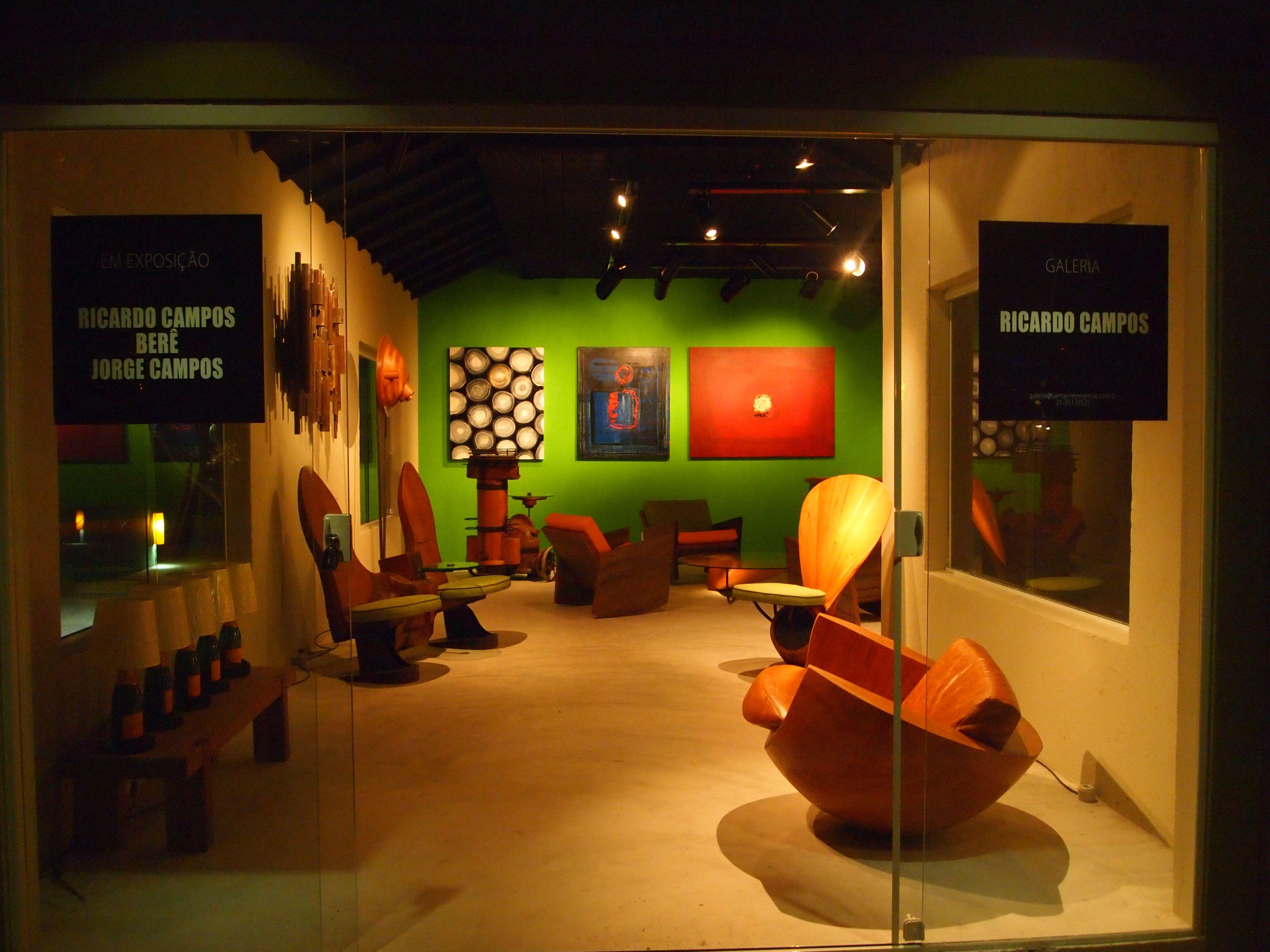 Galeria do arquiteto Ricardo Campos no Porto da Barra, Búzios