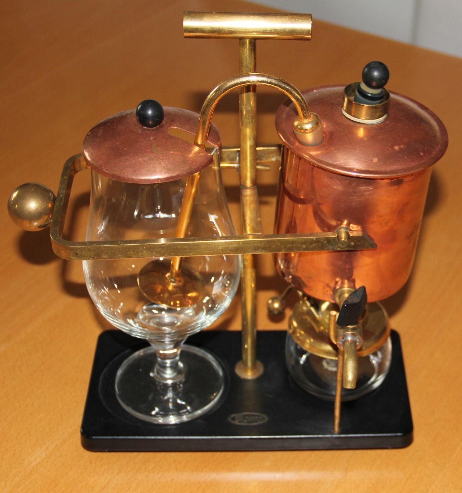 Retro Coffeemaker - Kaffeemaschine NV PERCO Original aus Belgien ...