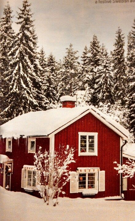 Rustic Swedish Christmas