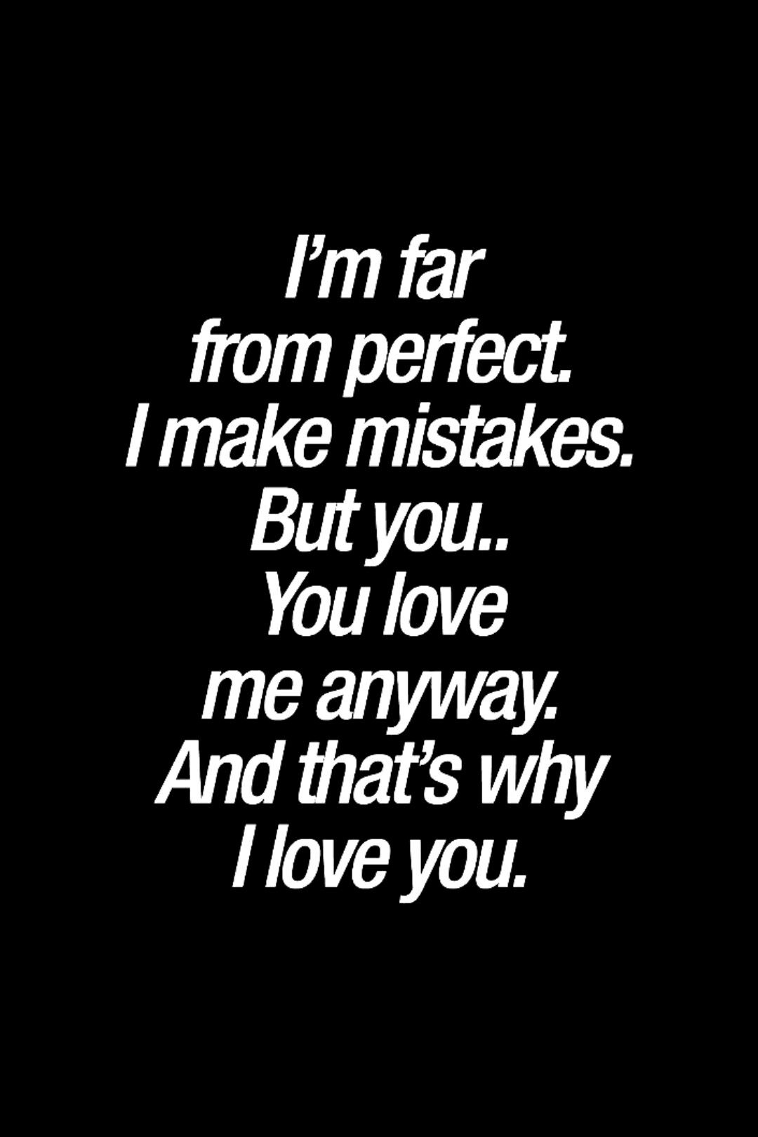 I love you  Love yourself quotes, Romantic quotes, Quotes