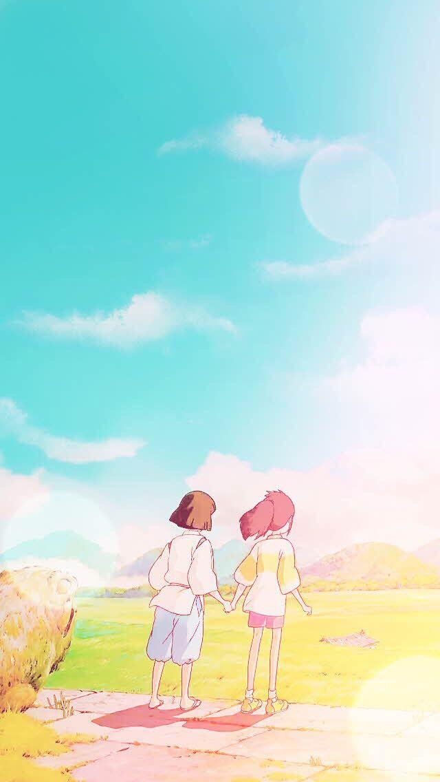 Pin By D O L I On GhibliStudios