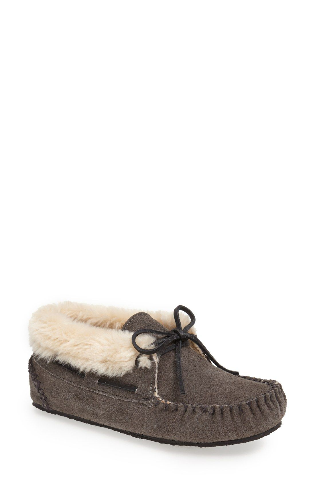 36995f997ea1 Adding this cozy slipper bootie to the wishlist.