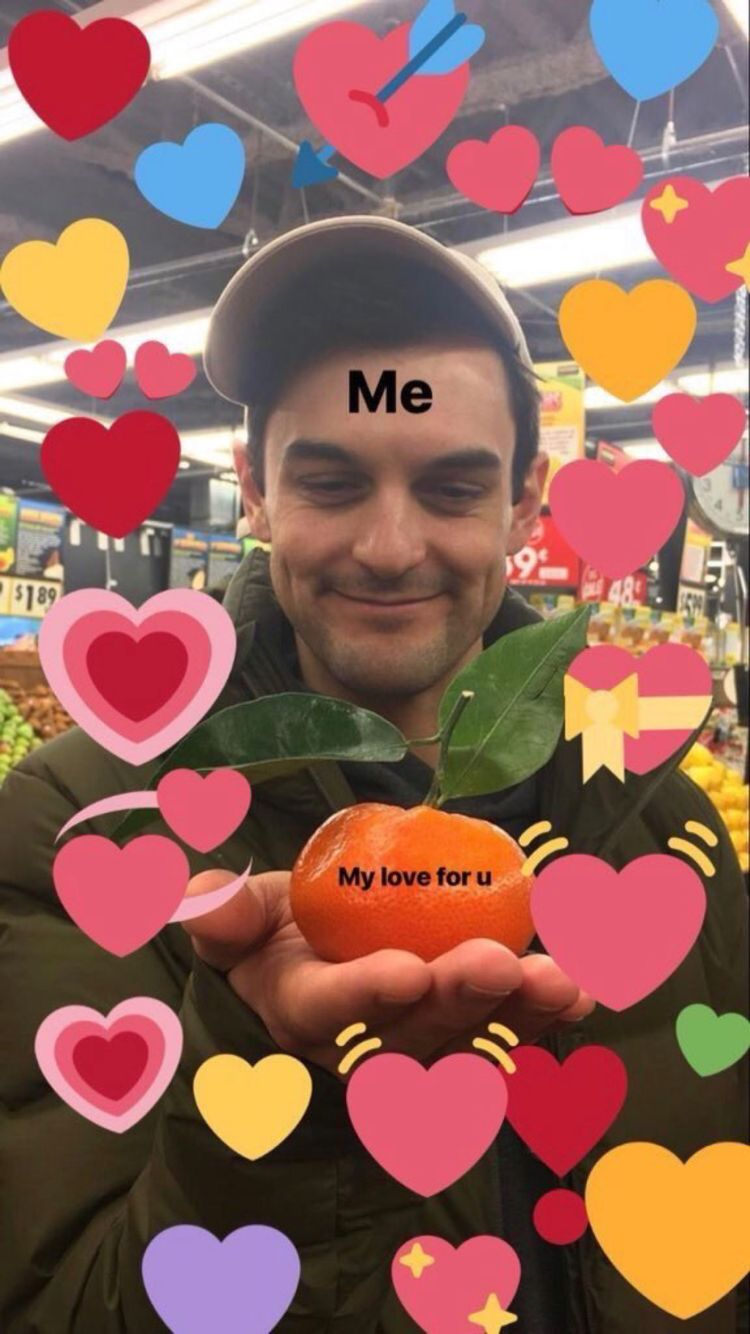 Heart Emoji Meme : heart, emoji, Broadway, Weirdo, Wholesome, Things, Flirty, Memes,, Memes