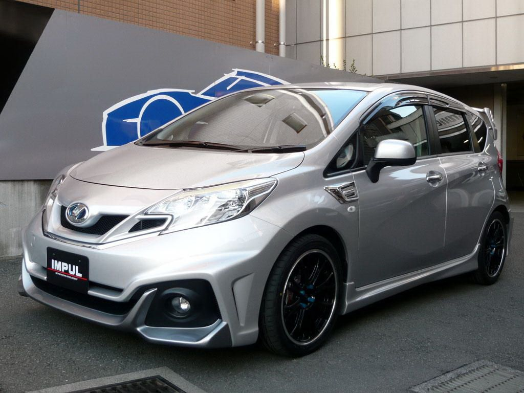 Car Modification Design Add Performance Nissan Nissan Xtrail Nissan Note