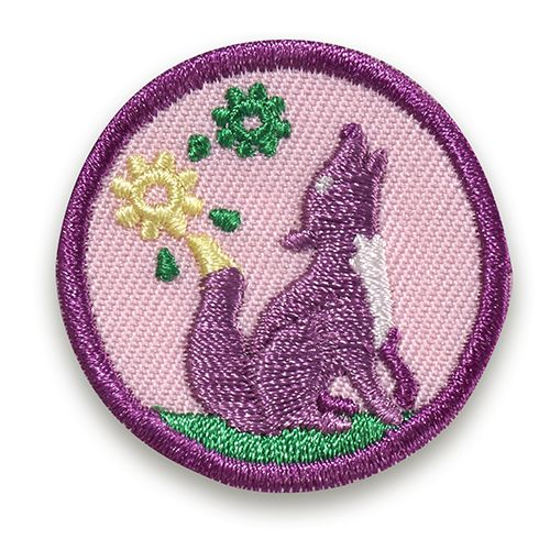 girl scout badge book pdf