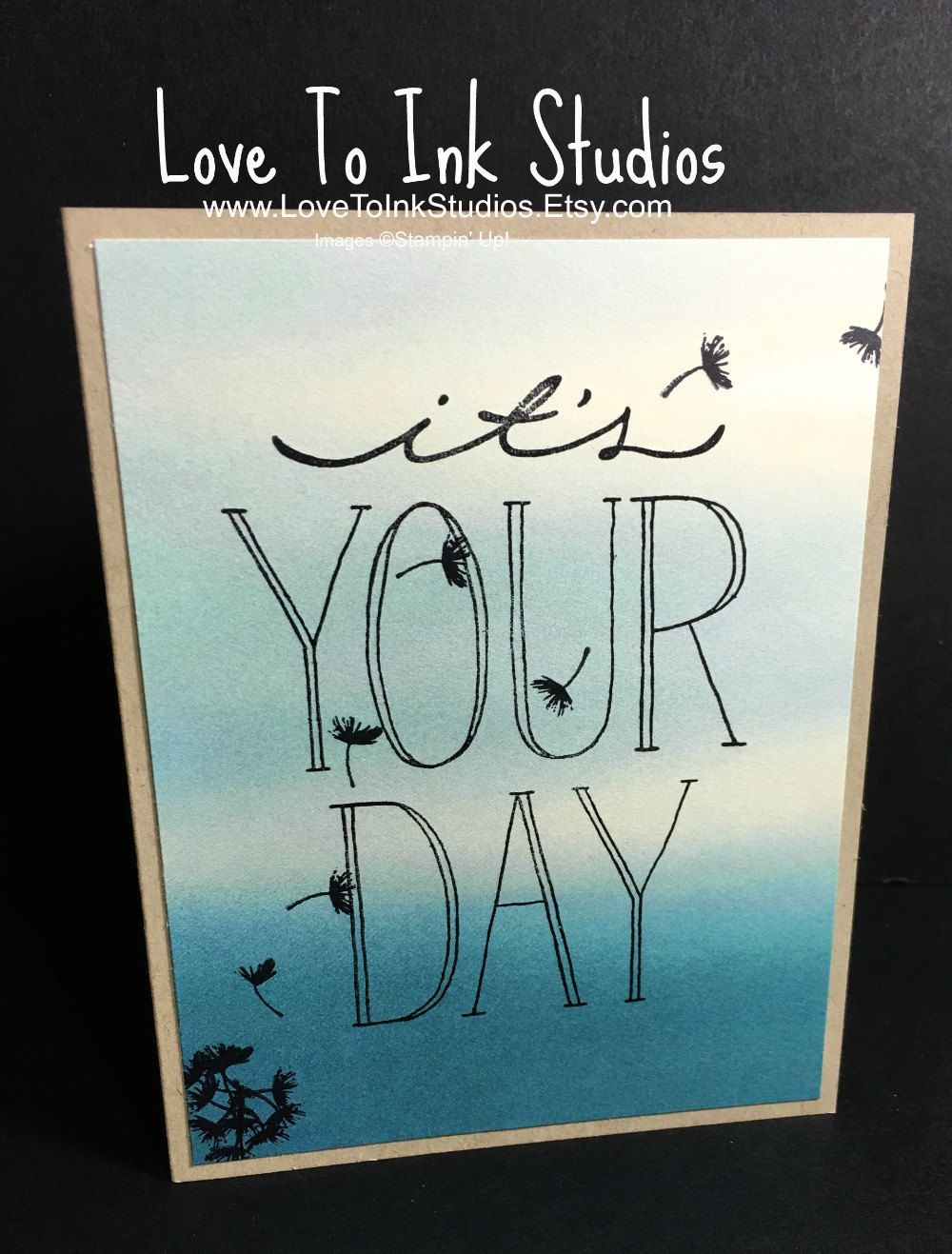 Its Your Day Greeting Card Birthday Graduation Special
