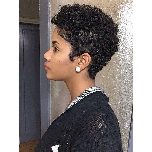 ebony natural hair styles