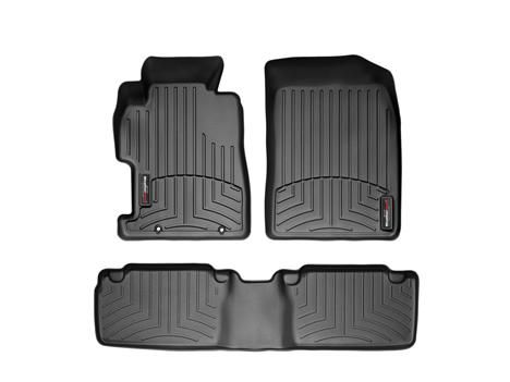 2007 Honda Civic Weathertech Floorliner Custom Fit Car Floor Protection From Mud Water Sand And Salt Honda Civic Honda Civic Coupe 2007 Honda Civic