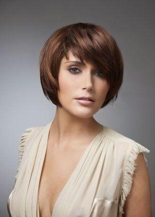 Épinglé sur cheveux court