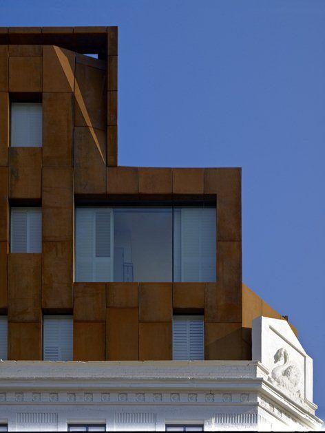 Soho House Shoreditch: Archer Architects