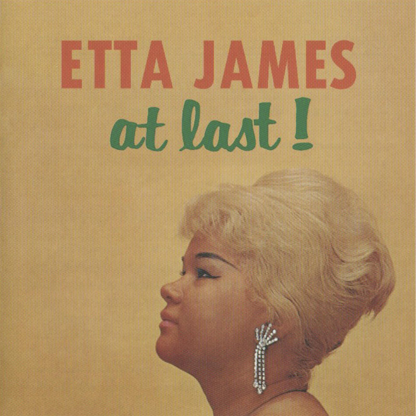 Etta James At Last 1960 With Images Sunday Kind Of Love At