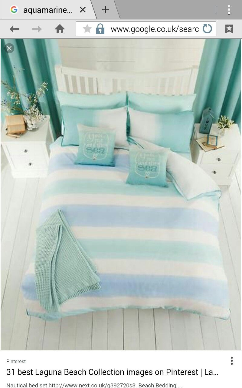 Pin By Mary Bliss Nowak On Beachy Bedding Beach Style Bedroom Themes Themed