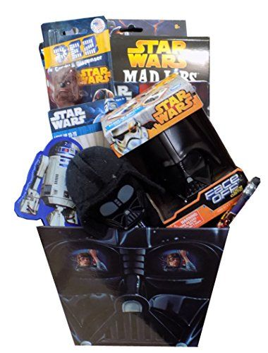 Ultimate star wars deluxe basket perfect for get well birthday ultimate star wars deluxe basket perfect for get well birthday christmas easter negle Images