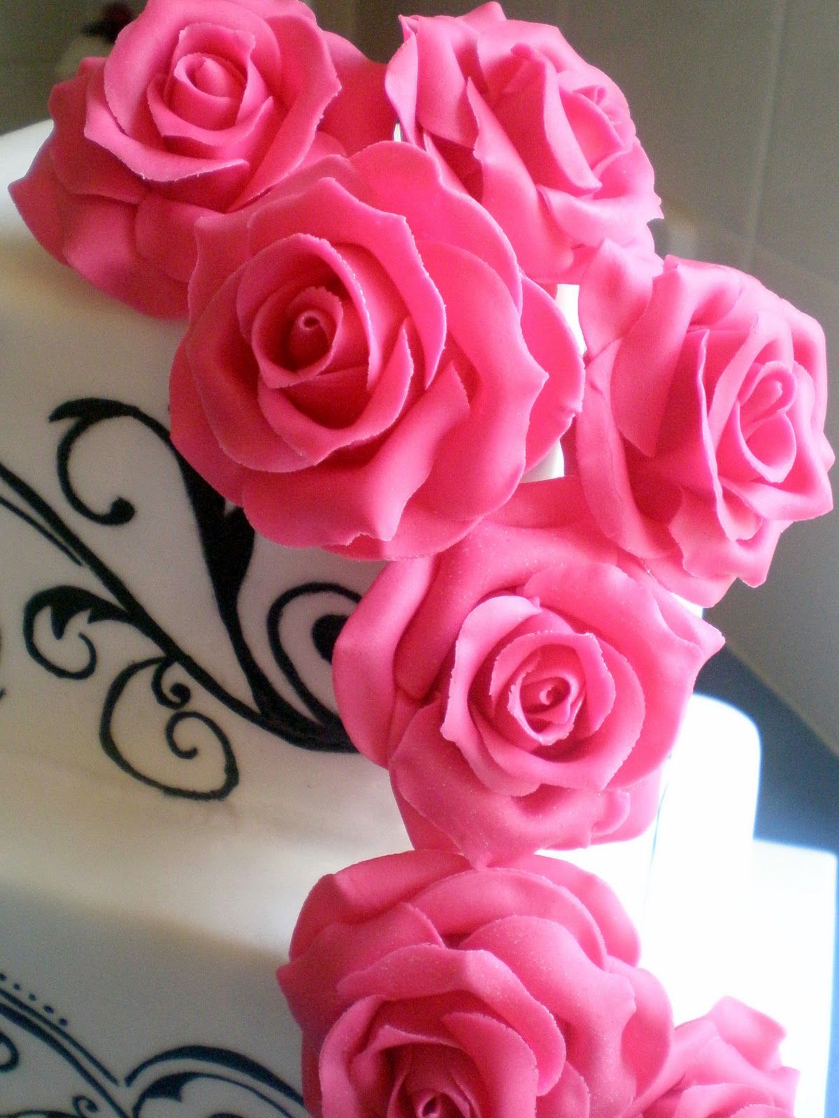 Cute Pink Blooms Pinterest Pink Roses Pink And Hot Pink