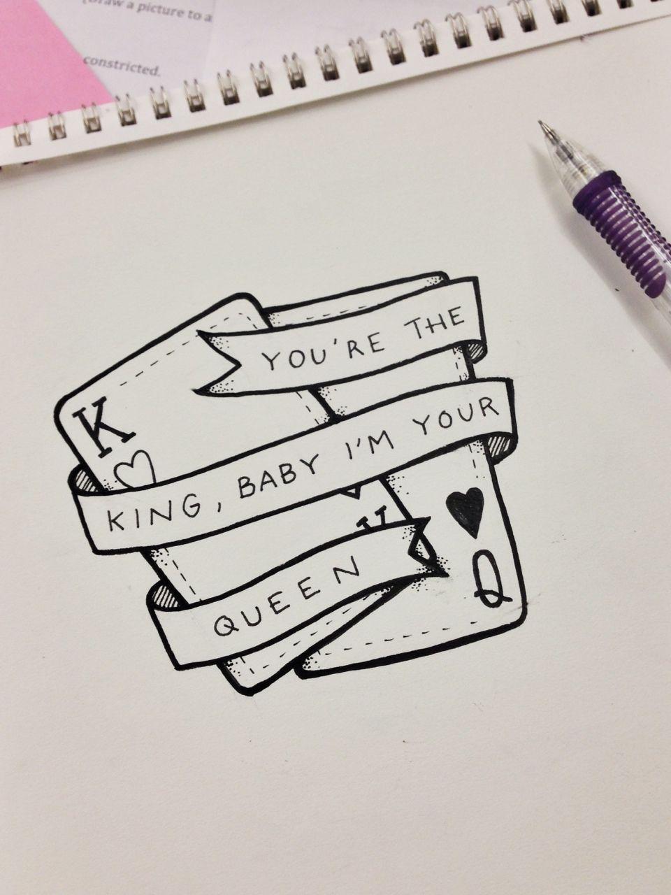 Log In Tumblr Dibujos De Amor Dibujos Con Frases De Canciones Arte Lírico