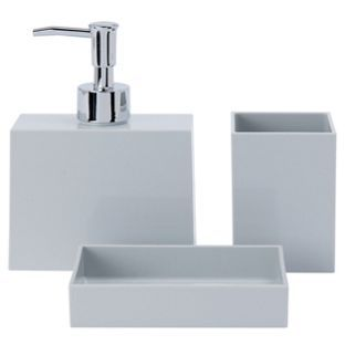 Buy Colourmatch Accessory Set Dove Grey At Argos Co Uk Your Online Shop For Bathroom Sets And Fittings Bathroom Sets Bathroom Accessories Bathroom