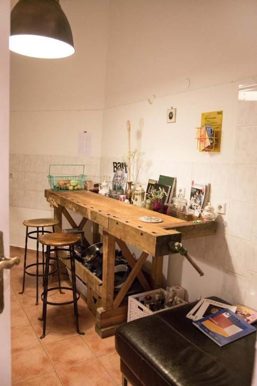 DIY-Tisch für die Küche #DIY #Tisch #Küche #Einrichtung #kitchen - Moderne Tische Fur Wohnzimmer