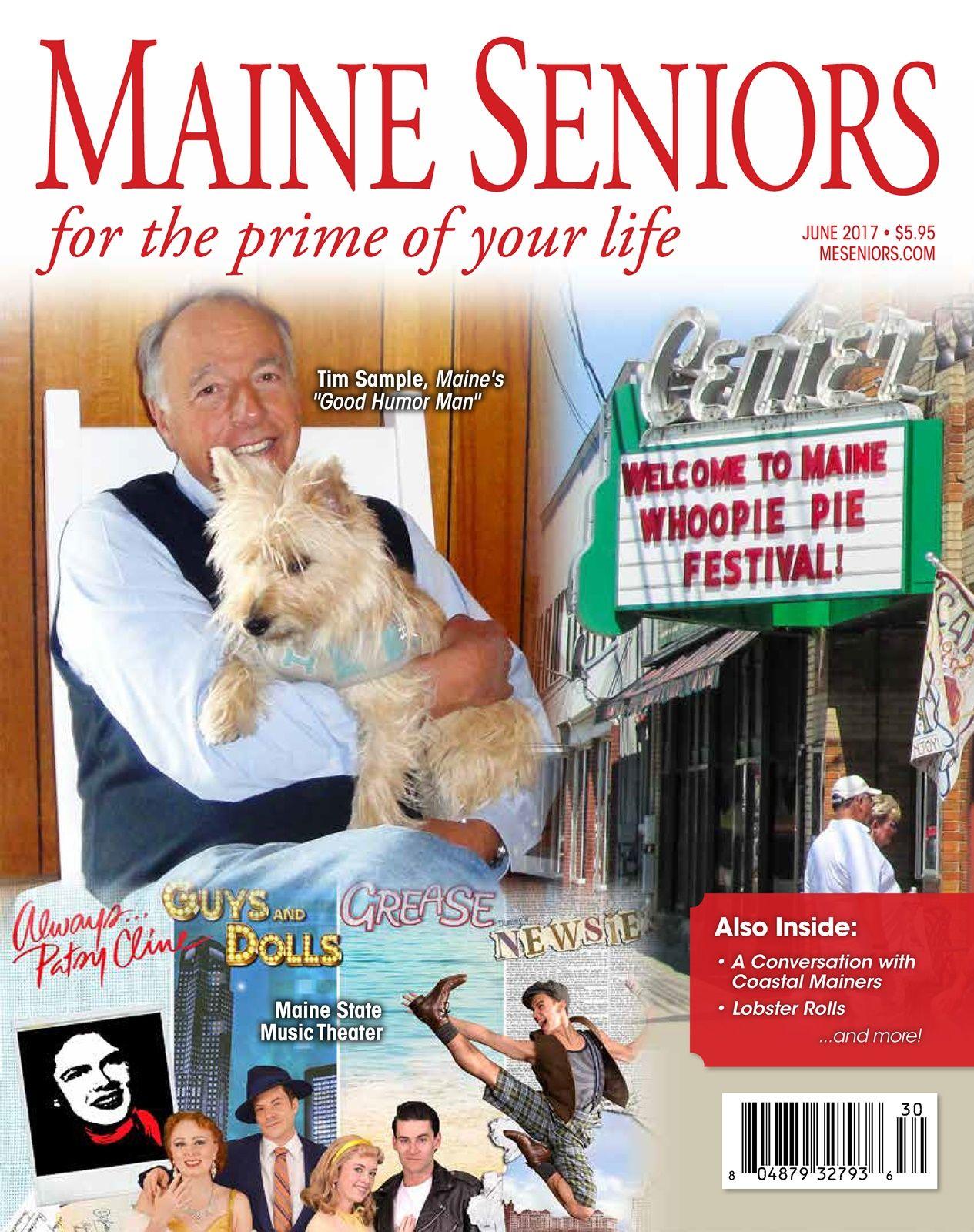 Maine seniors magazine 617 good humor man senior