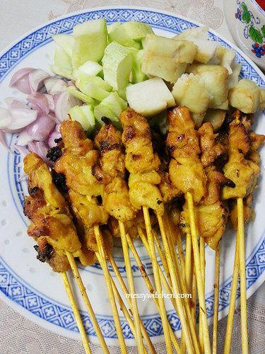 Delicious Satay Sate Kajang Haji Samuri Restaurant Kajang Asian Recipes Recipes Delicious