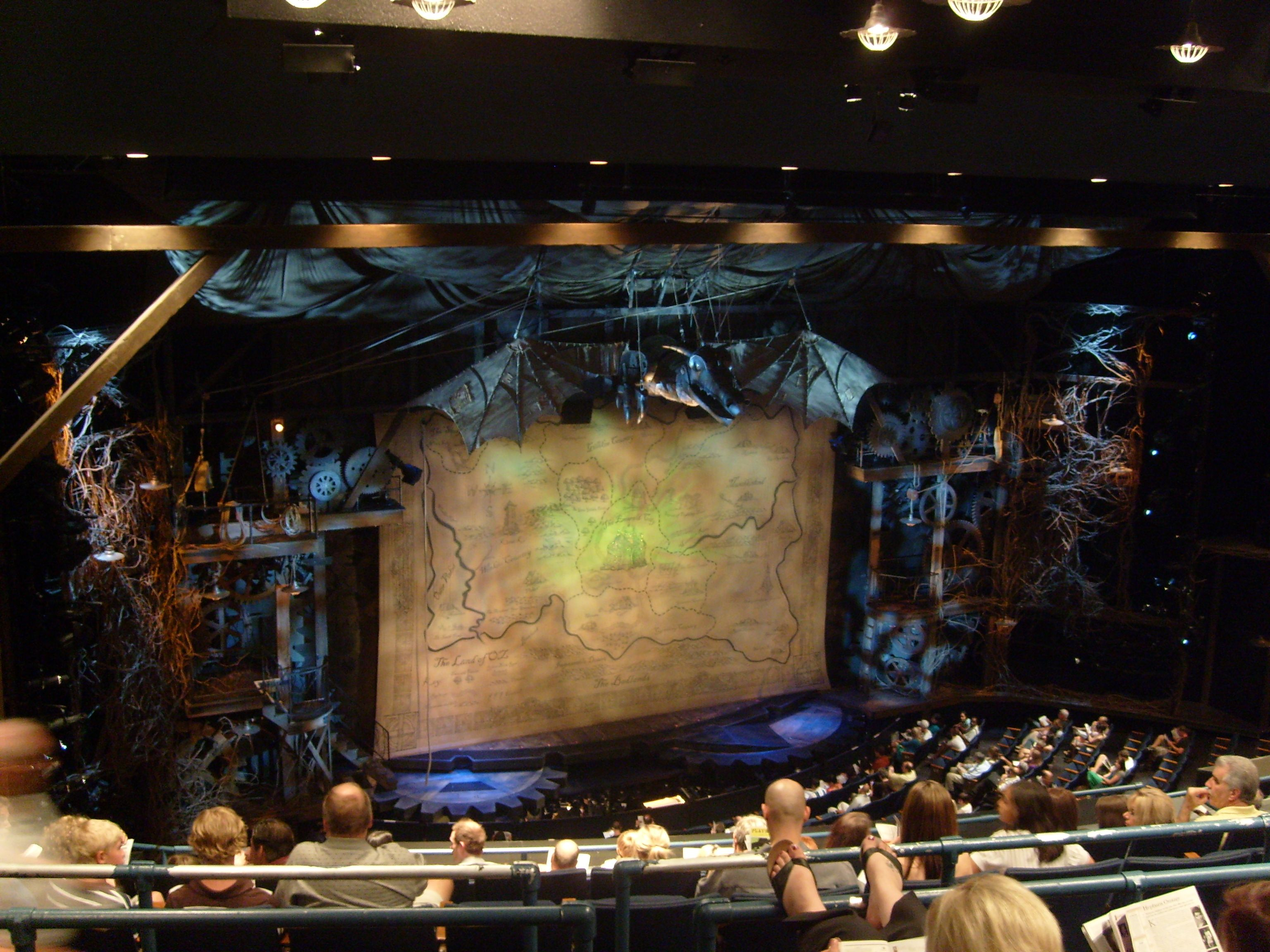 See wicked on broadway. Best musical .