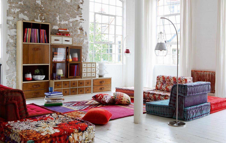 Taschen interior design images meubles design canap s design roche bobois interior - Meubles de salon roche bobois ...