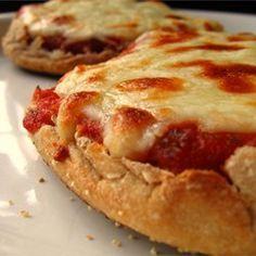 Fast English Muffin Pizzas - Allrecipes.com