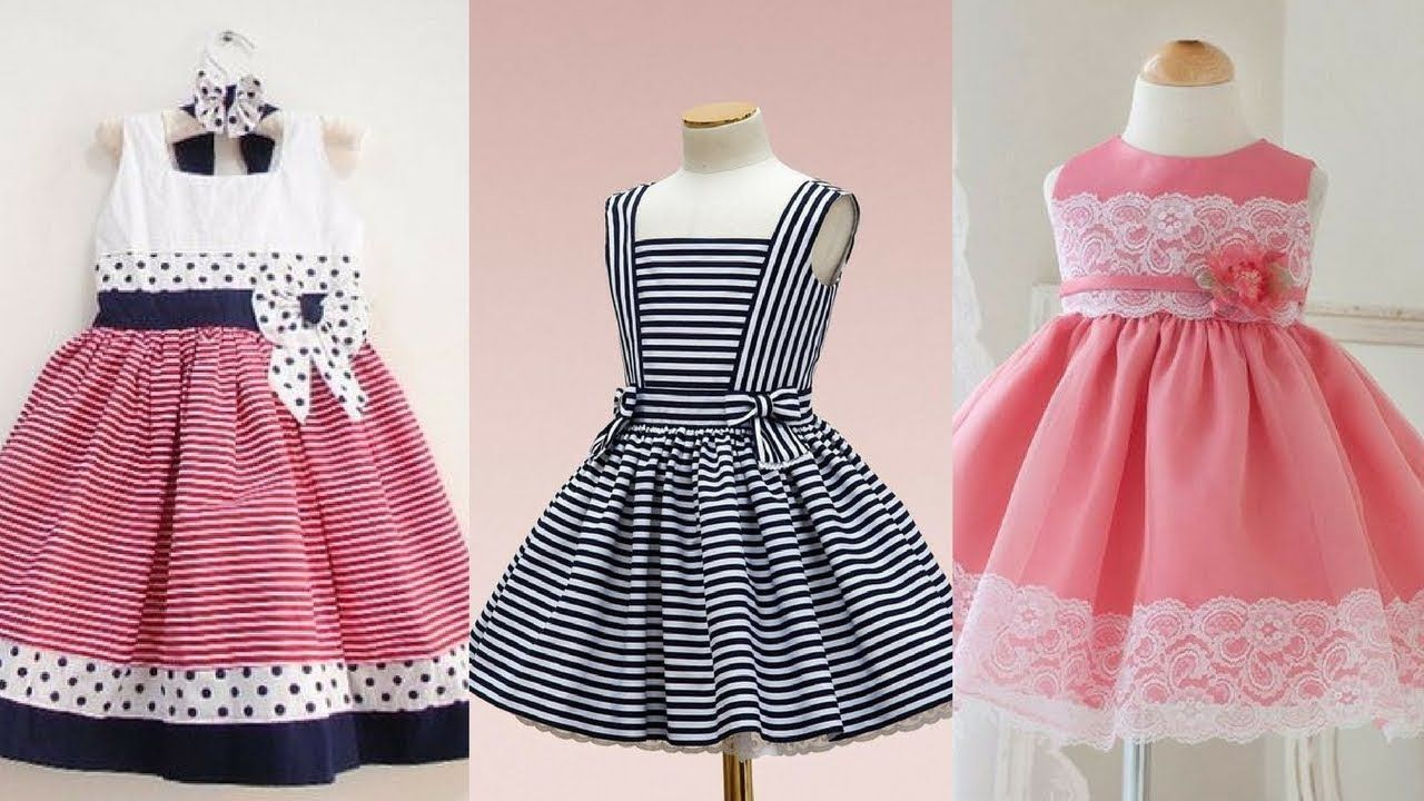 Baby stylish girl frock advise to wear in on every day in 2019