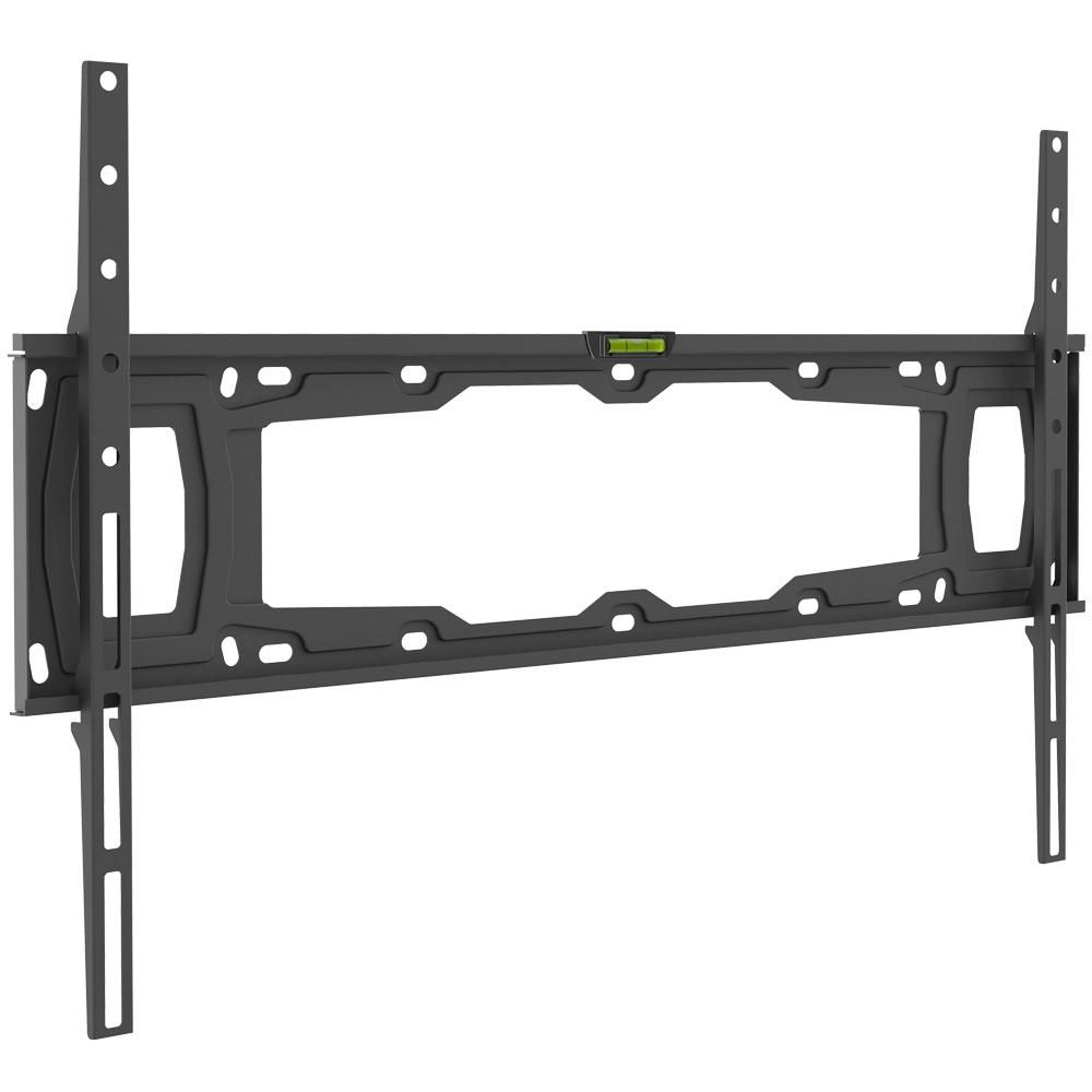 Barkan 32 In 90 In Fixed Flat Curved Tv Wall Mount Up To 132