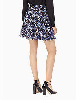 00c61cef57837 hydrangea chiffon skirt by kate spade new york | Kate Spade ...