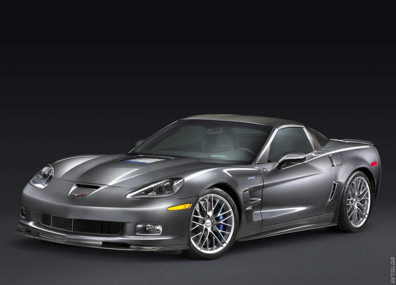 2009 Chevrolet Corvette Zr1 With Images Cool Sports Cars