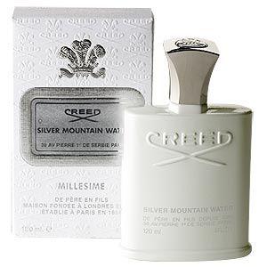 Creed S Silver Mountain Water Has A Strange But Intriguing Ink Dark Tea Note Perfumeria Fragancia Perfume