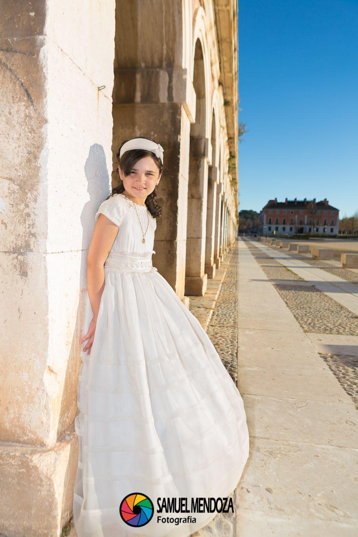 Tiendas de vestidos de comunion en aranjuez