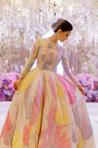 Anzalna Nasir Second Wedding Dress Will Blow You Away I Never Knew Anyone  Could Rock A