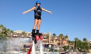 189 For 60 Minute Water Powered Jet Board Flight For Up To Four From Fly Jet Sports 378 Value Sports Fit Body Boot Camp Bootcamp