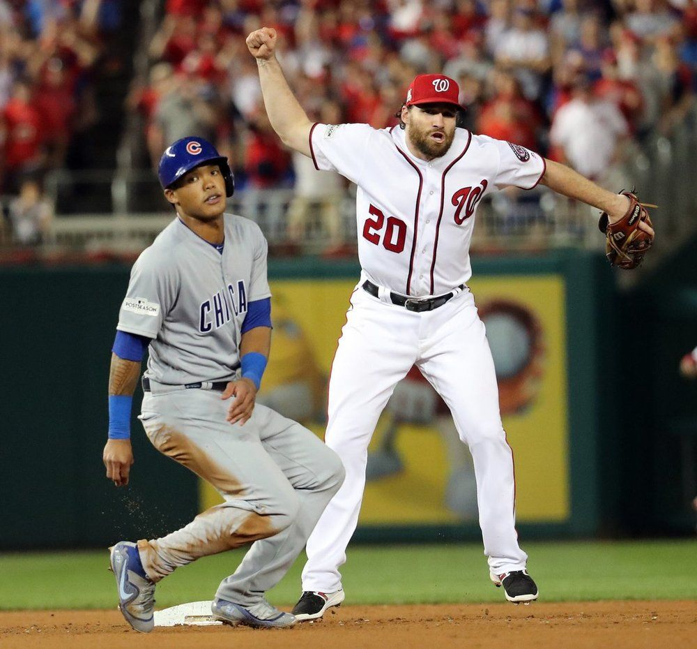 October 7 2017 Nlds Game 2 Cubs Nationals Recap Social Media Reaction Cubs Fall 6 3 To Nats In Dramatic Finish Game 2 Photos Chic Sports Cubs National