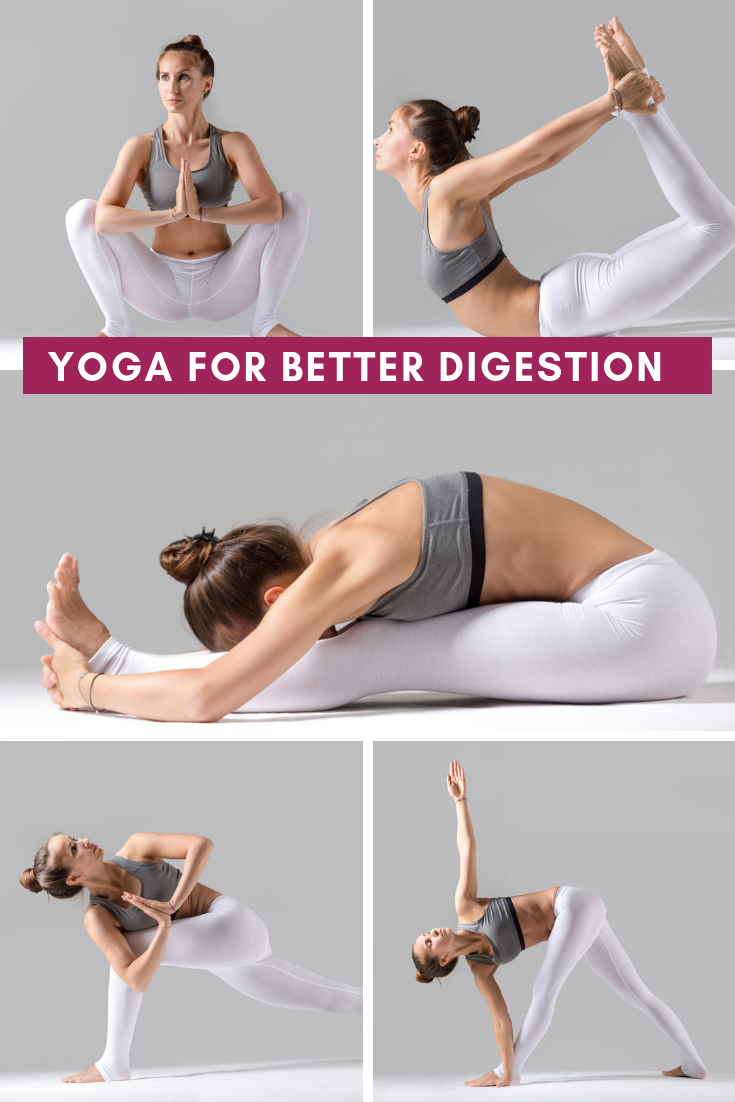 Restorative Yoga Poses For Digestion
