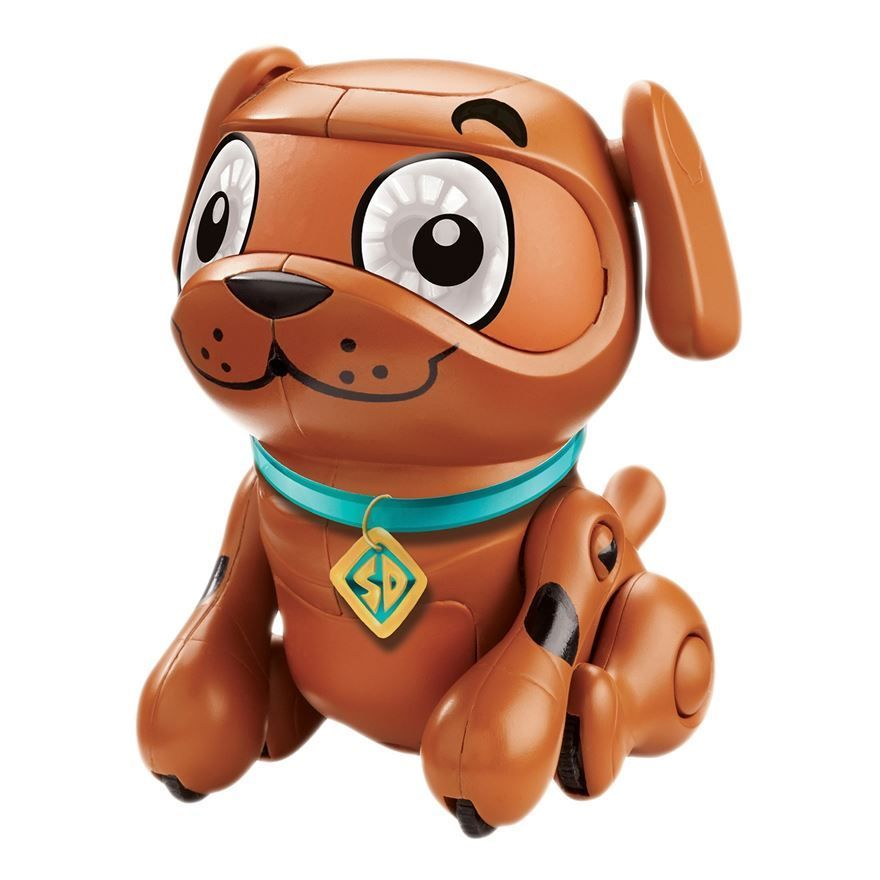 Introducing, Newborn Teksta Scooby-Doo, part of the new