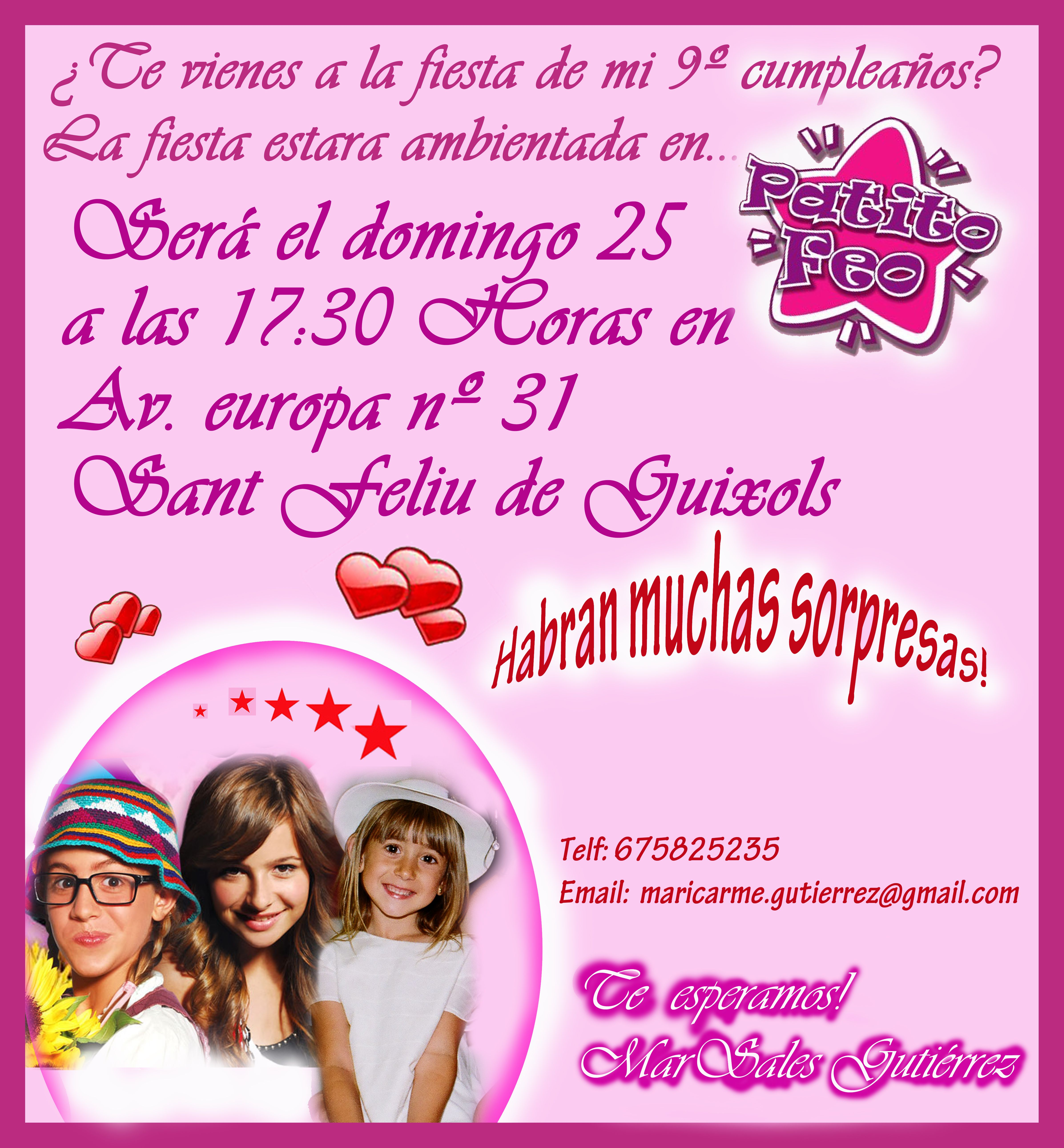 Invitaciones De Cumpleaños En Ingles Para Fondo De Pantalla En Hd 1 HD Wallpapers hola Pinterest