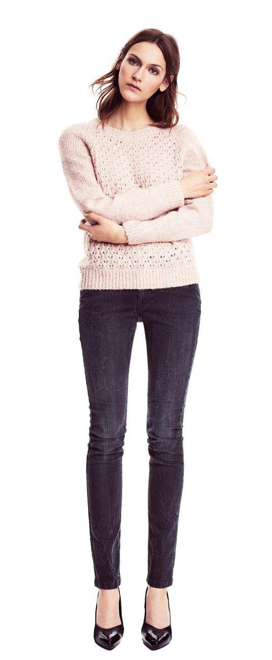 Soft Tweed Pullover |Woman | Filippa K