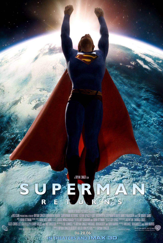 Comic DC Superman Returns