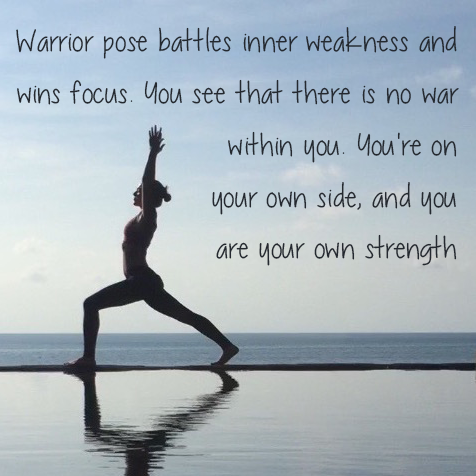 pinyoga4tots on yoga quotes  yoga quotes warrior