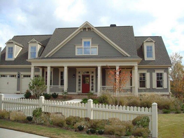 25 Stunning Exterior Home Improvement Ideas