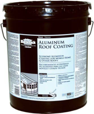 Aluma Kote Fibered Aluminum Mobile Home Roof Coating * Click On The Image  For Additional
