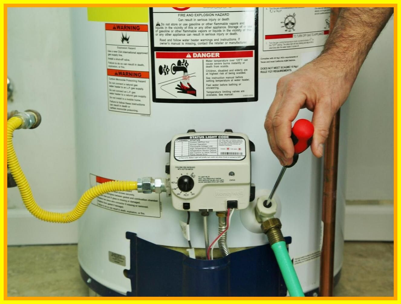how to light pilot on whirlpool water heater